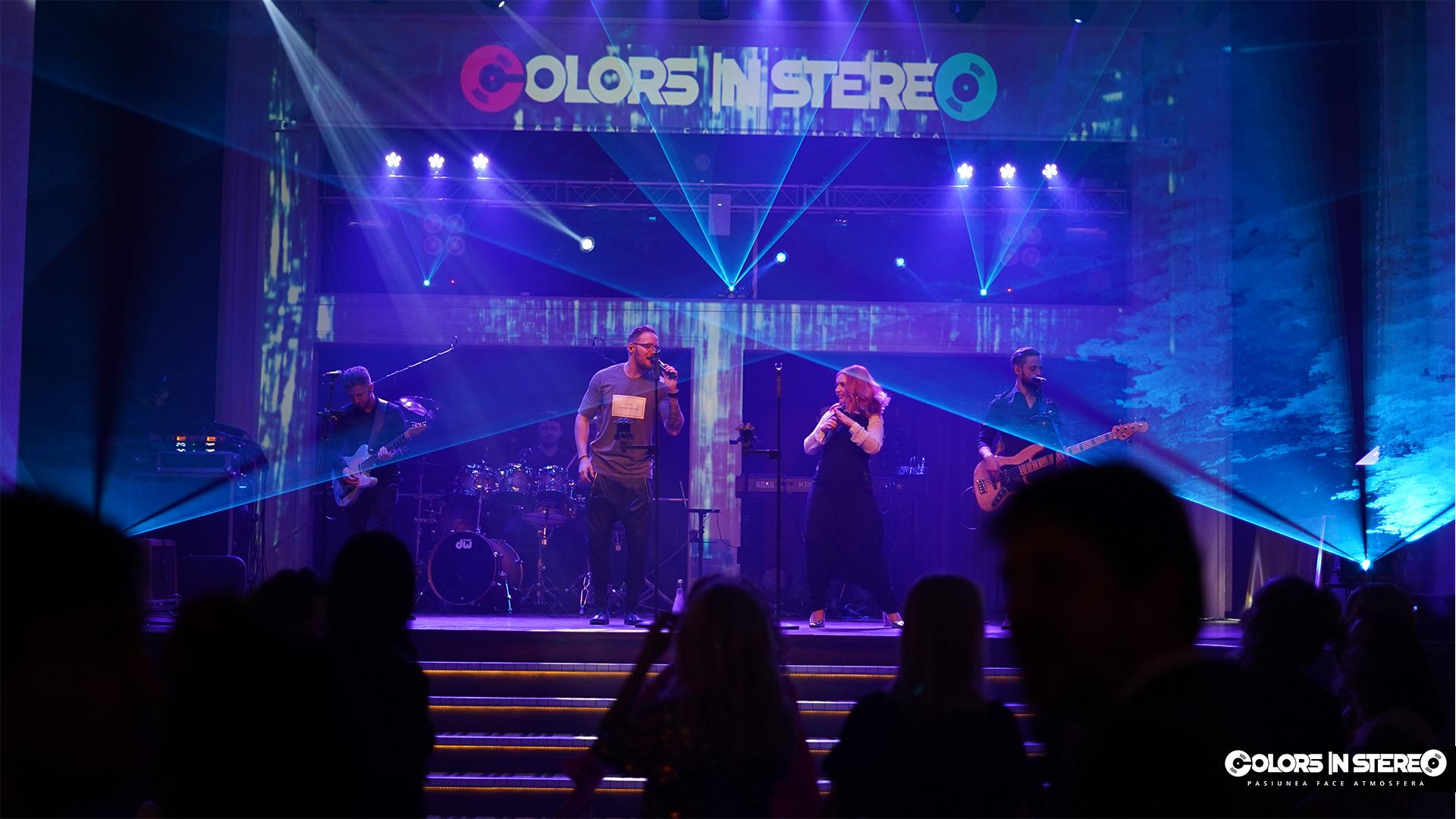 Oferta ColorsInStereo, ofertă, Trupa Nunta ColorsInStereo ⭐Live Trupa muzica nunta sau Trupa nunta, Trupa Nunta ColorsInStereo ⭐Live Trupa muzica nunta sau Trupa nunta